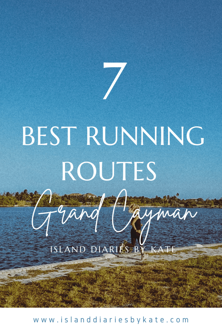 7 Best Running Routes in Grand Cayman