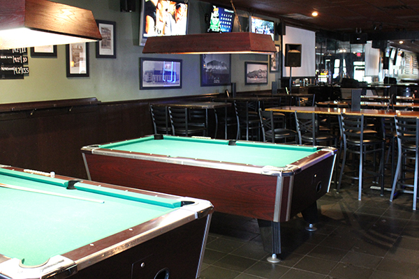 The Islander now accommodates Pool Leagues