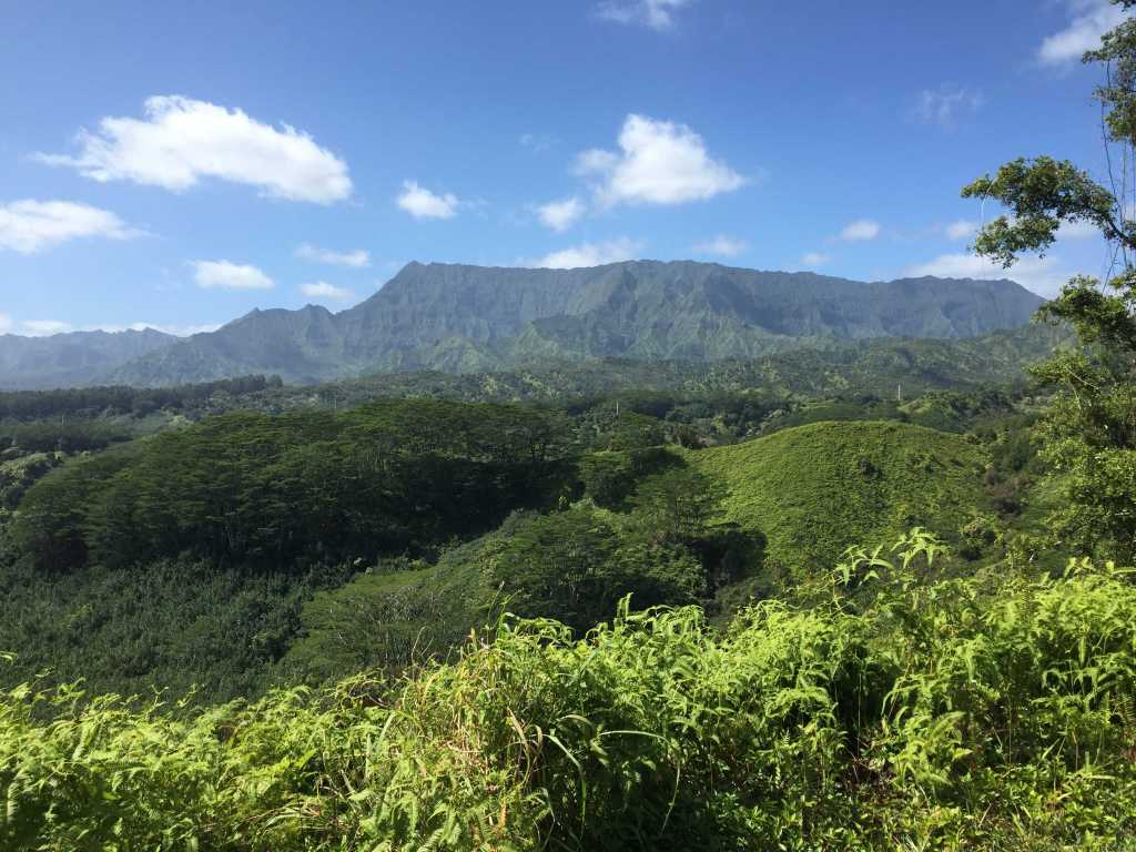 Kuilau Ridge Trail on Kauai's East Shore