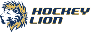 Hockey Lion sports store logo