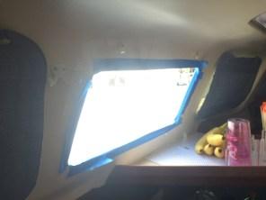 window seal remove prep 1