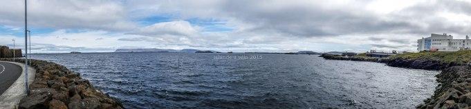 voyage à vélo en Islande, péninsule de snaefellsnes en 2015