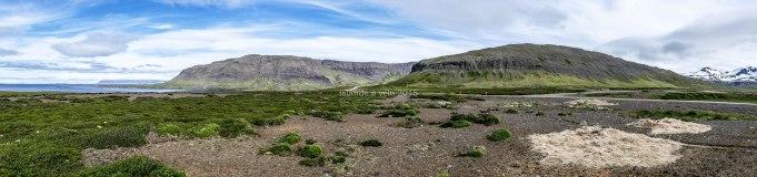 islande à vélo dans les fjords en 2015