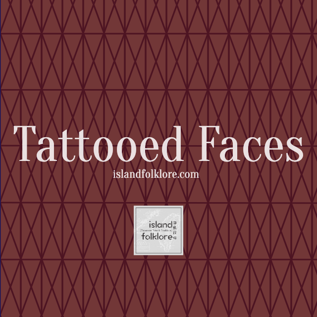 Tattooed Faces