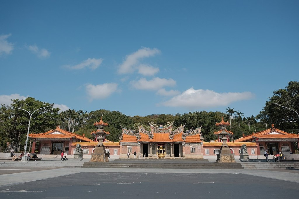 Photo: Hsinchu's Baozhong Temple