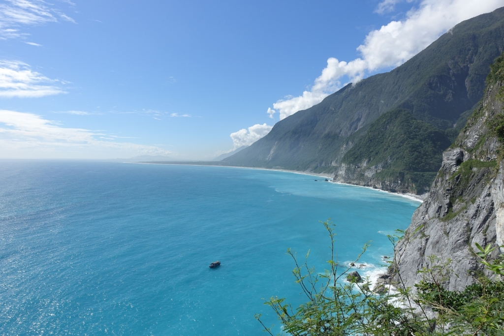 Photo: Coastal scene of Hualien, Taiwan