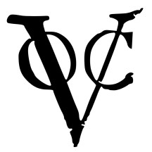 """VOC"" logo of the Dutch East India Company"