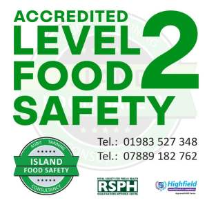Food Safety training course Shanklin Isle of Wight 11