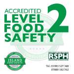 accredited-level-2-food-safety-hygiene-catering-isle-of-wight-island-food-safety-4-june-2018