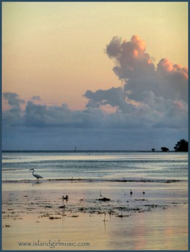 Same Sunset, Different Island