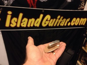 Custom Silver Spoon @ Island Guitar & Ukulele Music Lesson Studio Key West