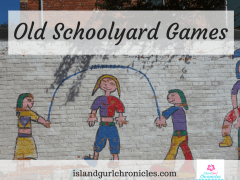 Old Schoolyard Games Feature