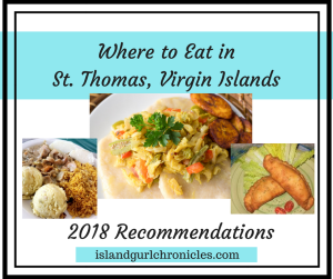 Where to Eat in St. Thomas, Virgin Islands