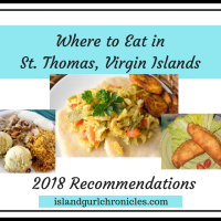 Best Places to Eat in St. Thomas, Virgin Islands