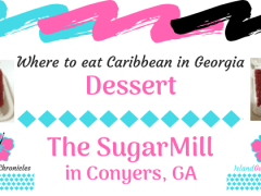 Where to eat Caribbean Dessert SugarMill
