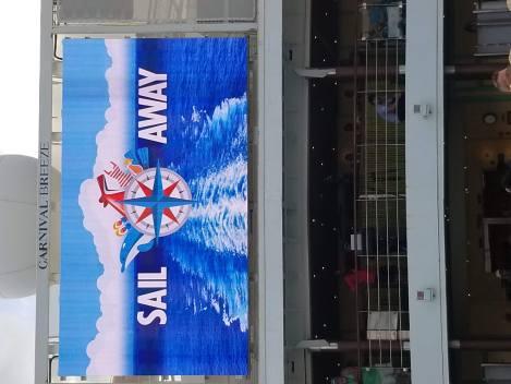 Sail Away Carnival Breeze