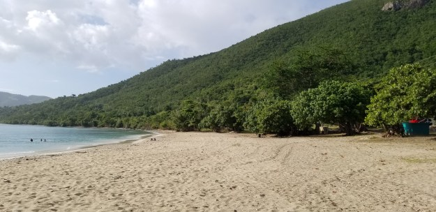 John Brewers Beach, St. Thomas, Virgin Islands