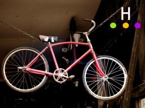 recycled bike shop