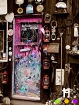 artsy door