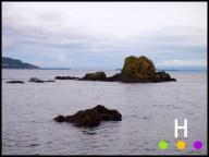 Boundary Pass, Pender Island