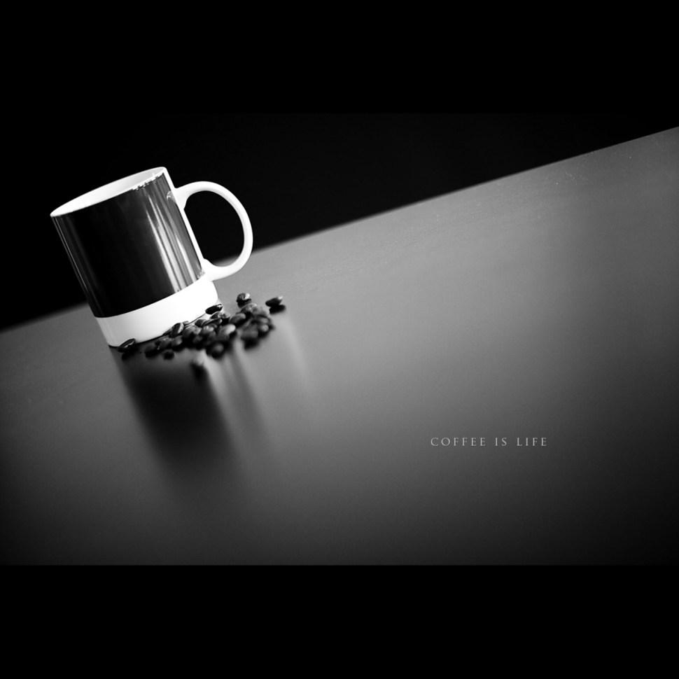 Coffee Is Life, Coffee Mug