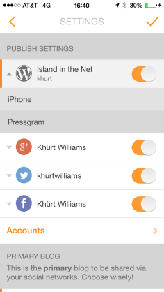 Whats new in Pressgram 2.0 %name