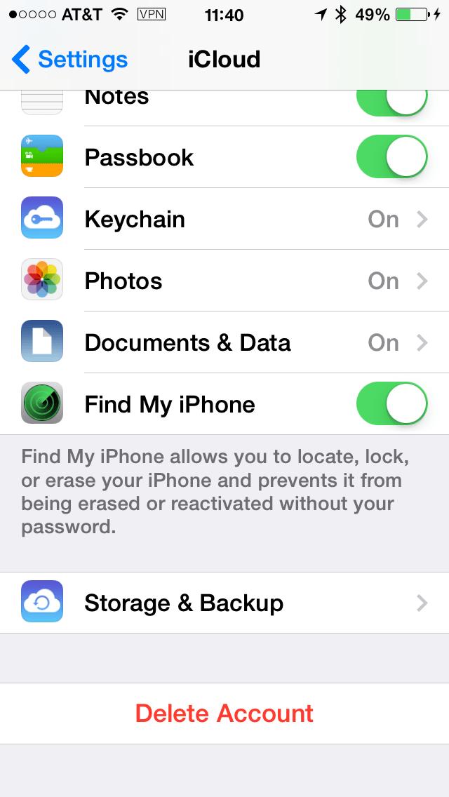 Storage & Backup