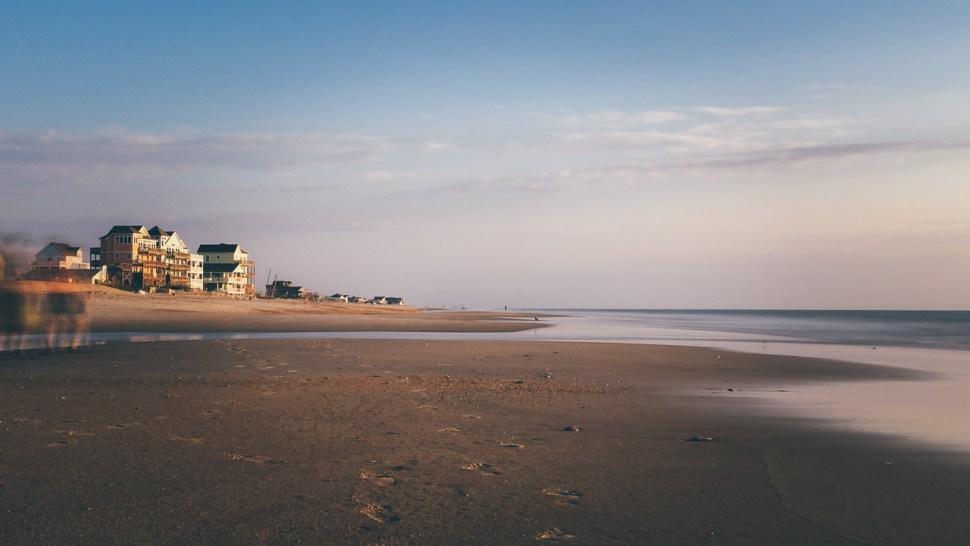 Beach, Sand, Rodanthe, North Carolina