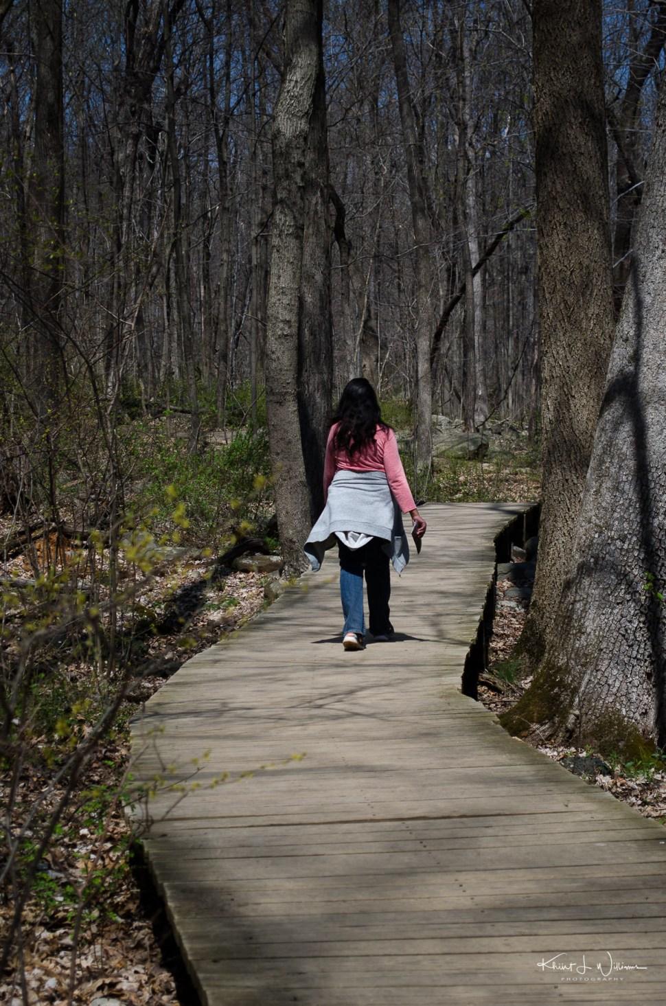 bhavna, board walk, sourland mountain