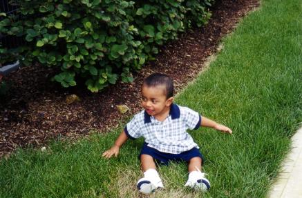 Shaan Joshua Aaron Williams is Eighteen today %name