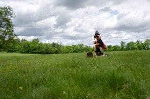 Civial War Trust Memorial Day Re-enactment at Princeton Battlefield Park, Princeton, New Jersey | Nikon D5100 | AF-S DX Nikkor 18-55 mm f/3.5-5.6