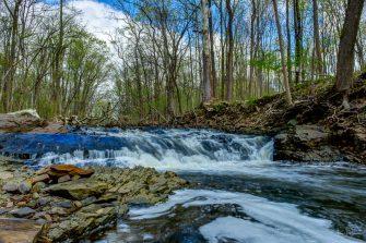 The Rock Brook, Montgomery Township | FujiFilm X-T2 | Fujinon XF16-55mmF2.8 R LM WR