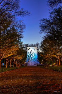Princeton Battle Monument | Nikon D5100 | AF-S DX Nikkor 35mm f/1.8G
