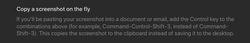 macOS, screenshot,