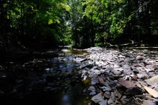 Frame 6, Rock Brook, Hollow Road, Skillman, Montgomery Township —FujiFilm X-T2 + XF16-55mmF2.8 R LM WR @ (16 mm, 8.500 sec at f/8.0, ISO200), © Khürt L. Williams