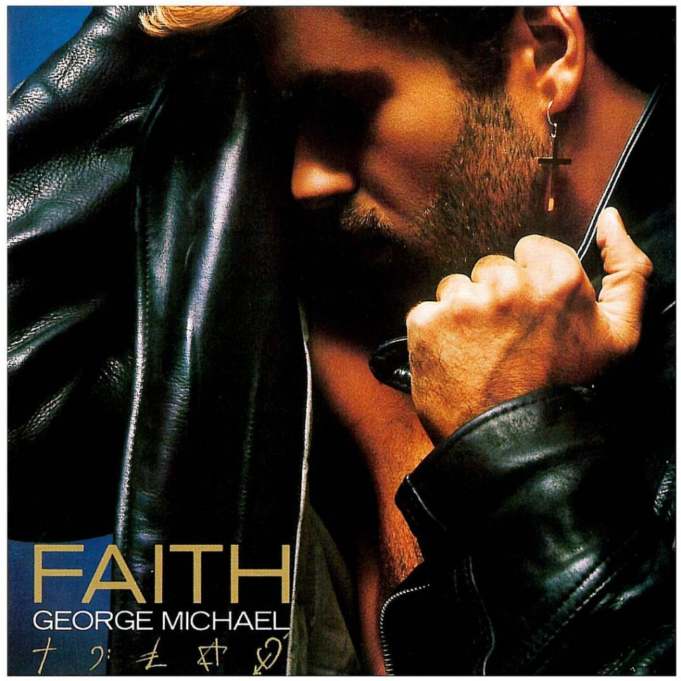Faith by George Michael Album Cover