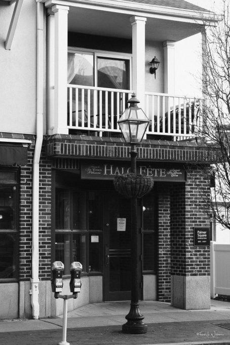 Store Facade, Halo Fete, Hulfish St, Princeton