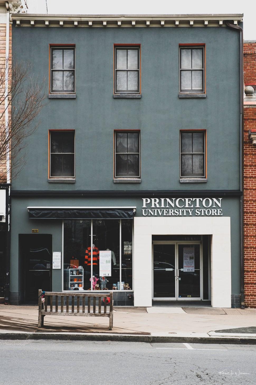Princeton University Store, Nassau Street, Princeton, New Jersey