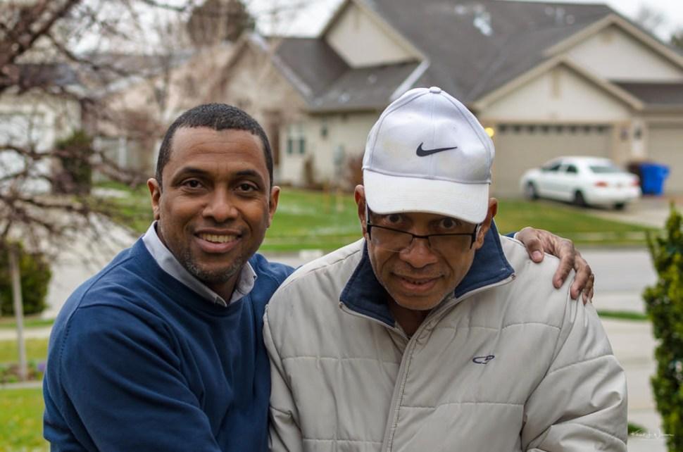 Charles Cooper Elliot Williams with Khurt Williams