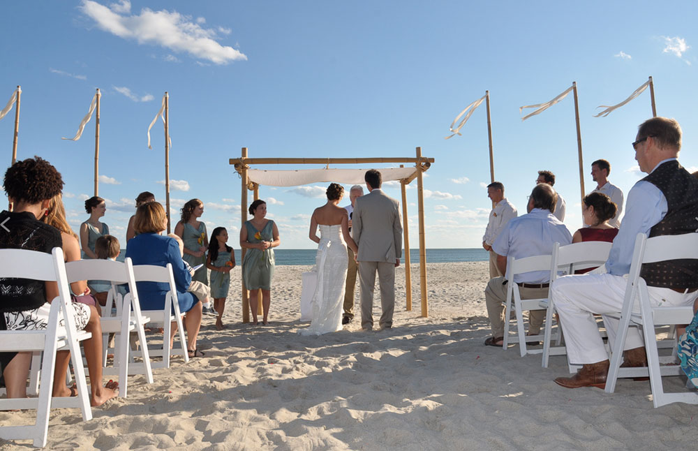 where to have your north carolina beach wedding and some options for professional planners and vendors to use in the planning of your beach wedding