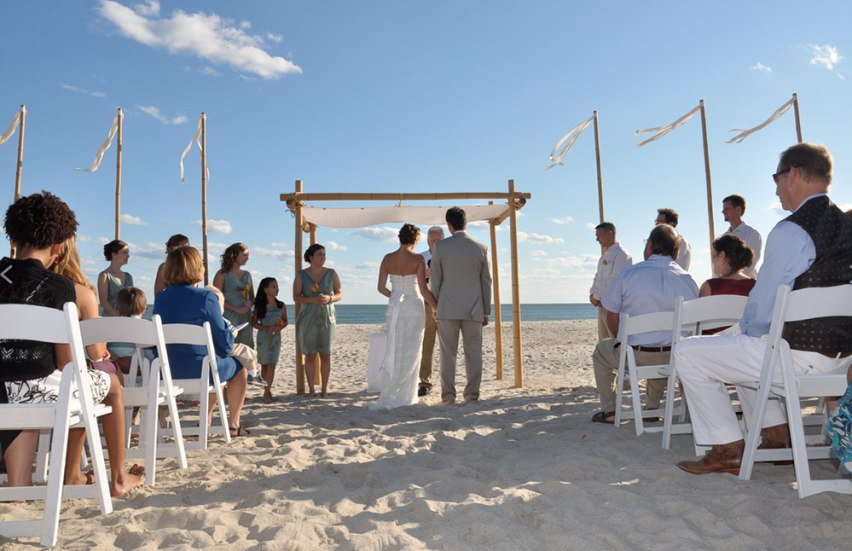 Beach-Weddings NC