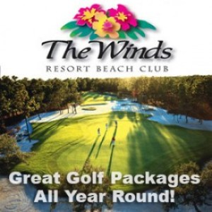Golf Packages at Golf The Winds Resort at Ocean Isle Beach NC