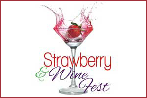 Strawberry and Wine Festival