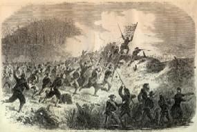 The Battle of Roanoke Island
