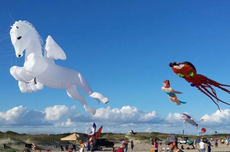 8th Annual Cape Fear Kite Festival