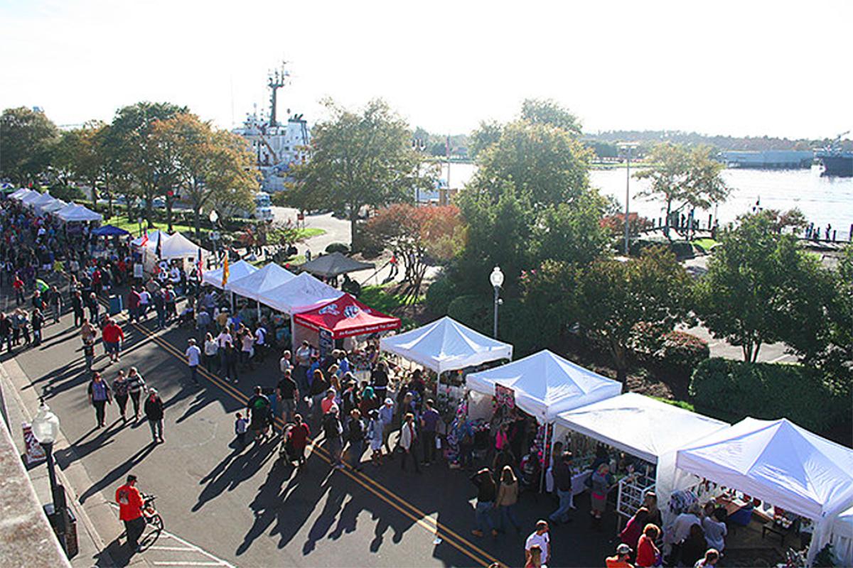 Wilmington NC Riverfest