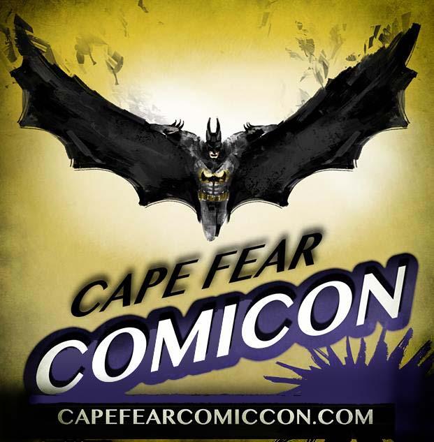 Cape Fear ComicCon: March 11