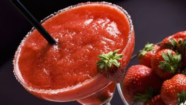 The Ultimate Strawberry Daiquiri