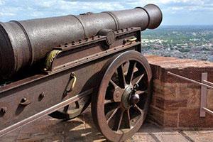 What's That Sound? The Seneca Guns