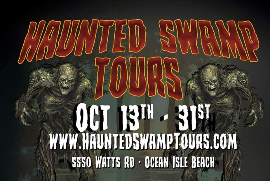 Haunted Swamp Tours